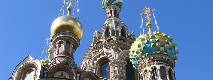 Auferstehungskirche, Sankt Petersburg