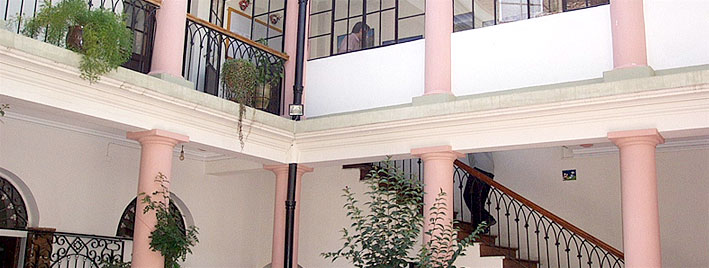 Spanischschule in Sucre, Bolivia