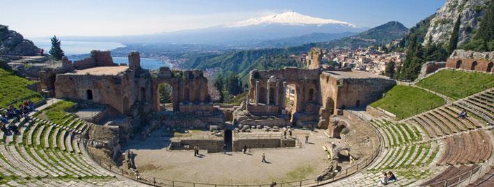 Italienisch lernen in Taormina