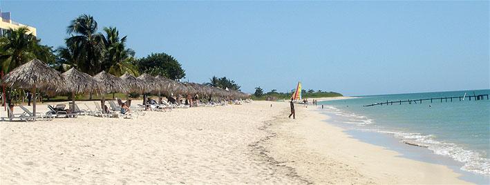 Strand in Trinidad, Kuba