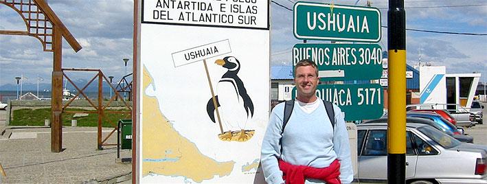 Ushuaia, Südargentinien