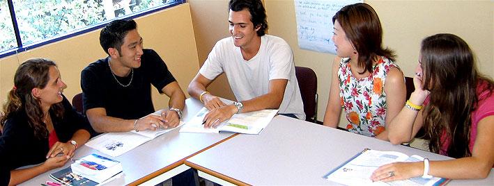 Englischstunde in Vancouver