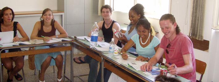 Italienischunterricht in Viareggio