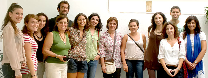 Portugiesischklasse in Faro