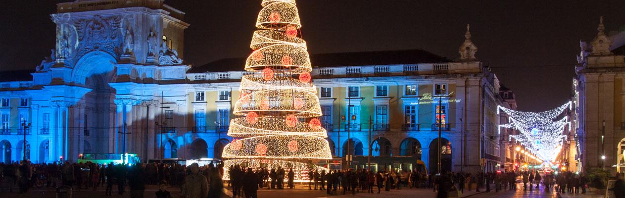Portugiesisch-Weihnachtskurs in Lissabon