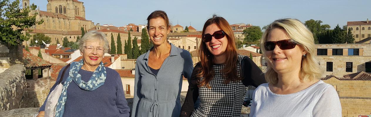 Klub 50+ Spanischkurs, Salamanca
