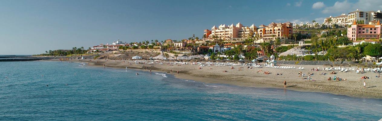 Costa Adeje Strand - Playa del Duque, Teneriffa