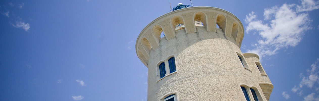 Puerto Sherry Leuchtturm, El Puerto de Santa Maria