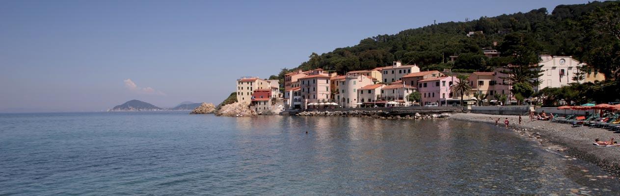 Die Insel von Elba, Italien