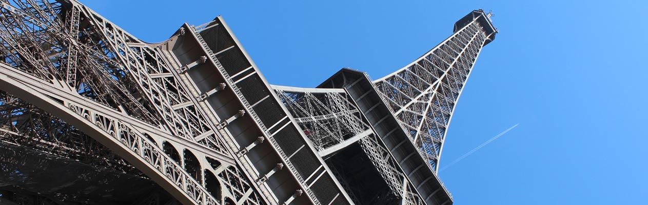 Eifelturm in Paris, Frankreich