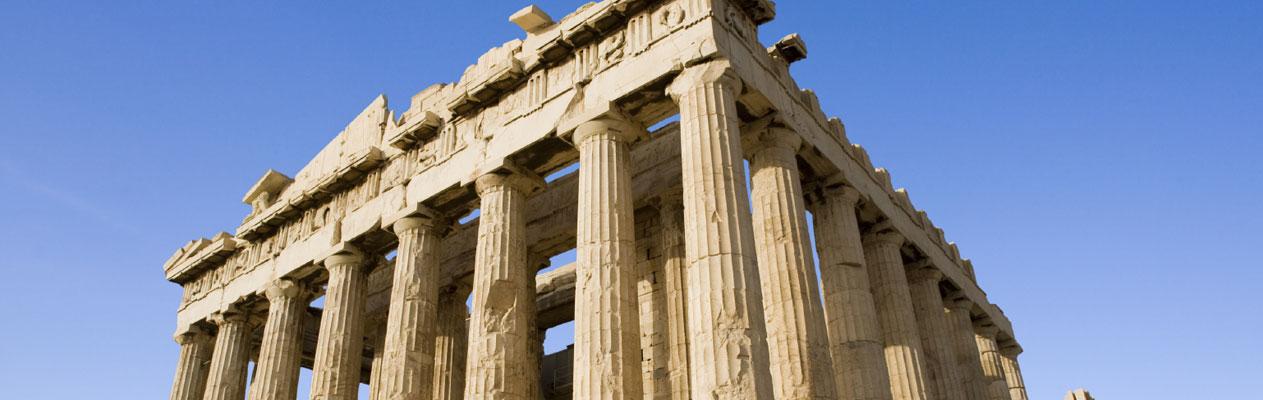 Parthenon in Griechenland