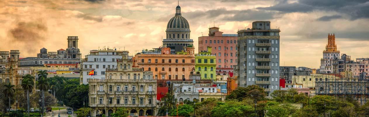 Havana, die Hauptstadt von Kuba