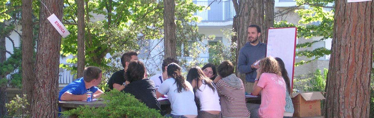 Sommerkurs für Jugendliche in Lignano