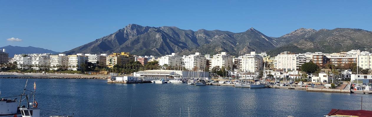 Marbella, Andalusien, Spanien