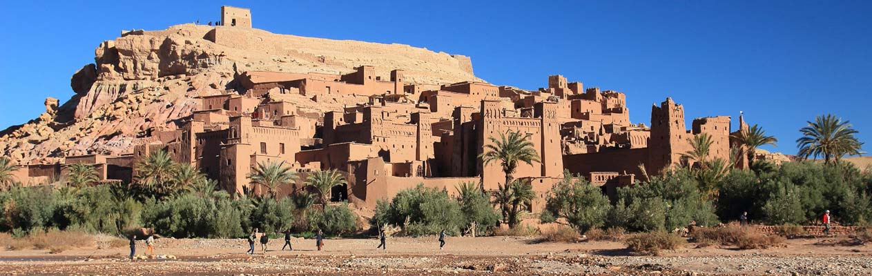 Aït Ben-Haddou, UNESCO Weltkulturerbe in Marokko