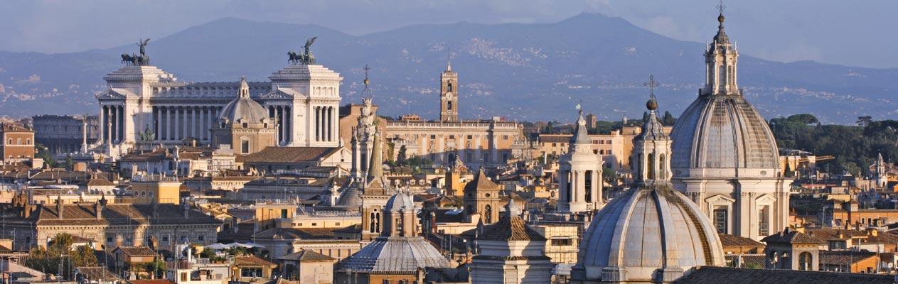 Rom, Italiens Hauptstadt, die Sie in Staunen versetzt
