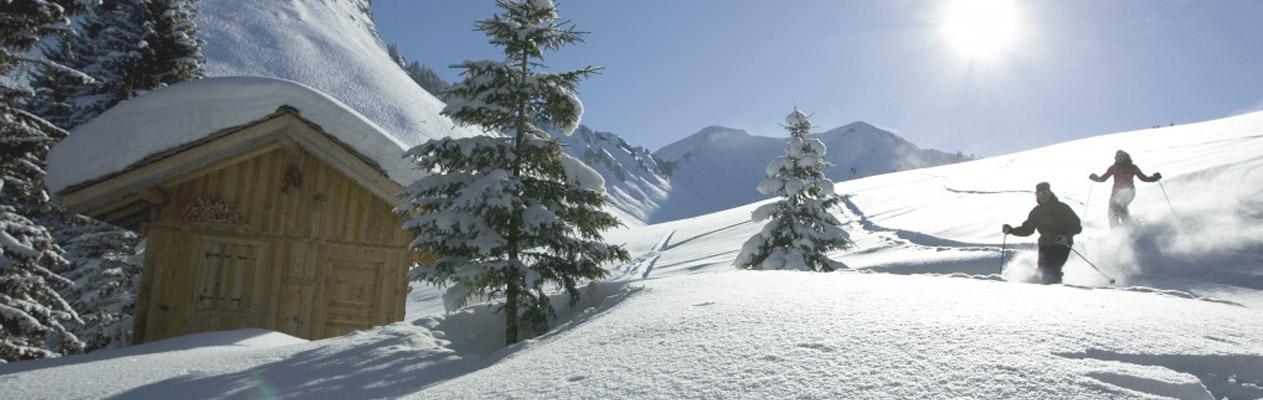 Französisch & Ski fahre in Morzine
