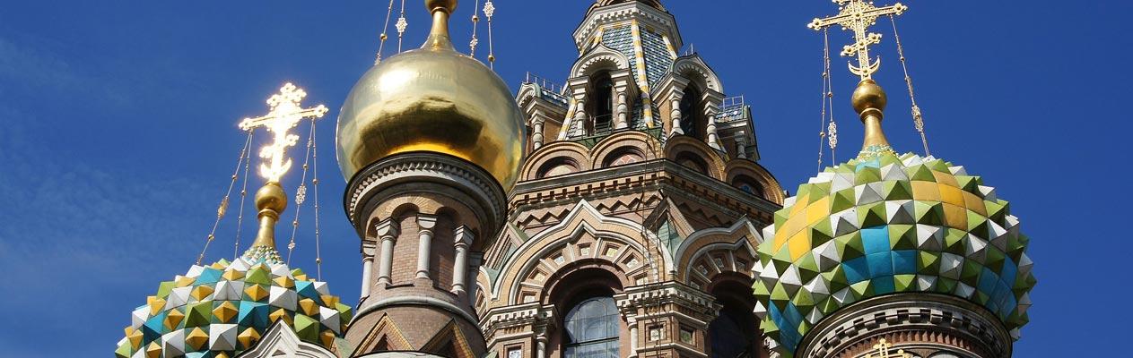 Auferstehungskirche, St. Petersburg, Russland