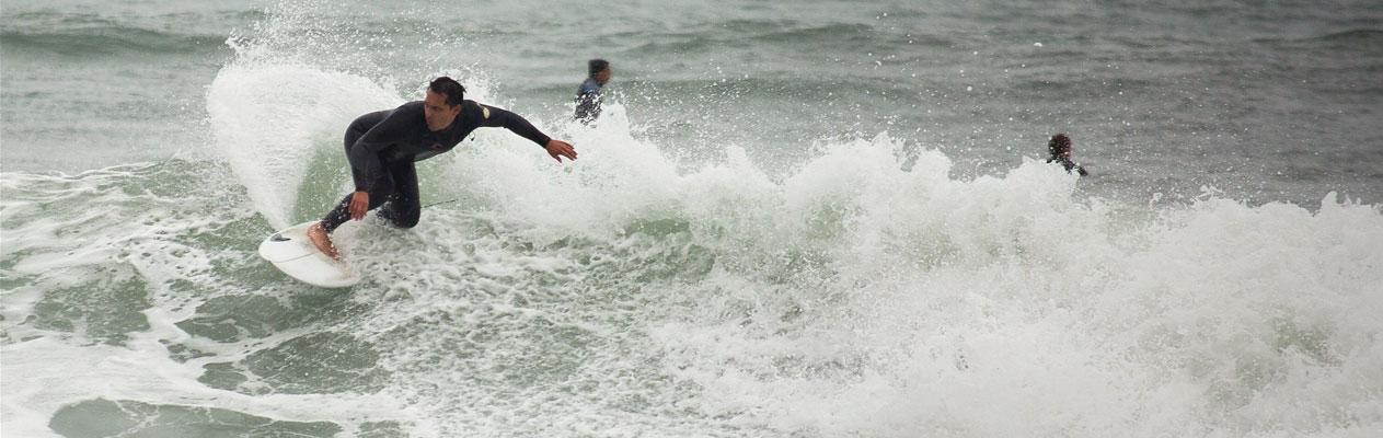 Spanisch und Surfen in Lima