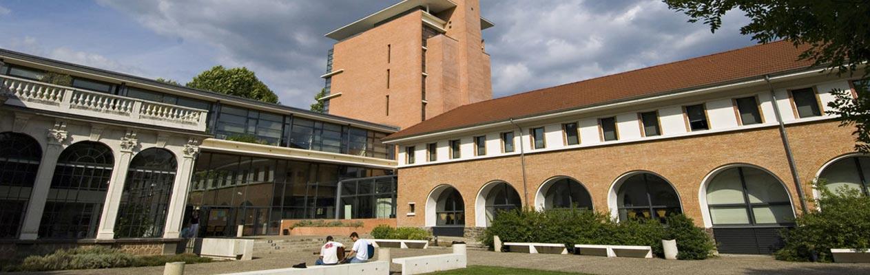 Unsere Französischschule in Vichy