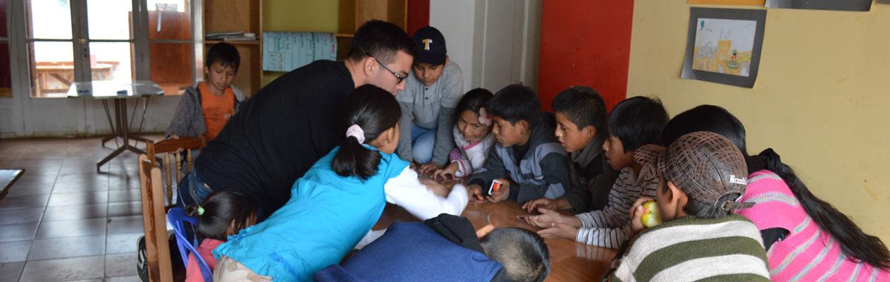 Freiwilligenarbeit, Englisch unterrichten in Costa Rica