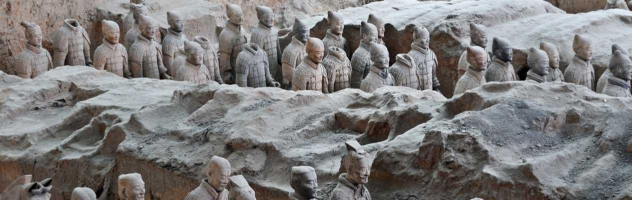 Terrakotta-Armee, Xi'an, China